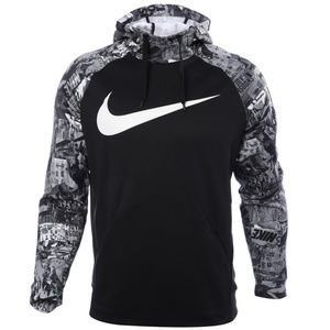 New! Nike Swoosh Therma Big & Tall Training Hoodie
